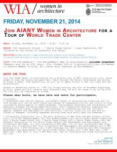 WIA-WTC TOUR